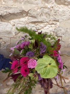 Ramo de las flores variadas